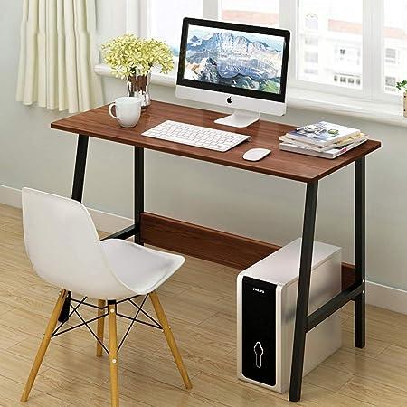 Computadora escritorio de oficina Simplista un marco,Mesa de ...