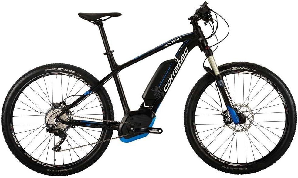 Pedelec S de MTB 27,5 pulgadas Corratec S de Power X-Vert Bosch Performance CX Motor, 11 velocidades Shimano Deore XT, frenos Magura MT, E-Bike MTB: Amazon.es: Deportes y aire libre