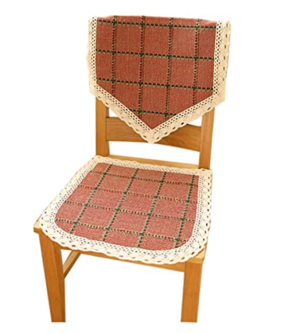 thin seat cushion and back cushion kitchen chair cover - Kitchen Chair Covers