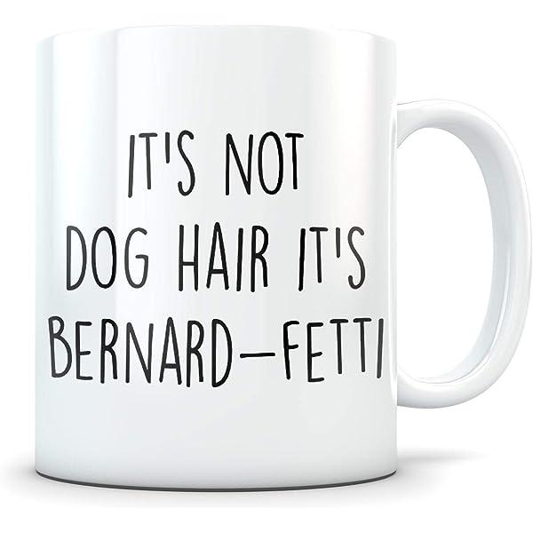 Funny gift st bernard owners /& lovers St Bernard Dad Mug Saint Bernard gifts