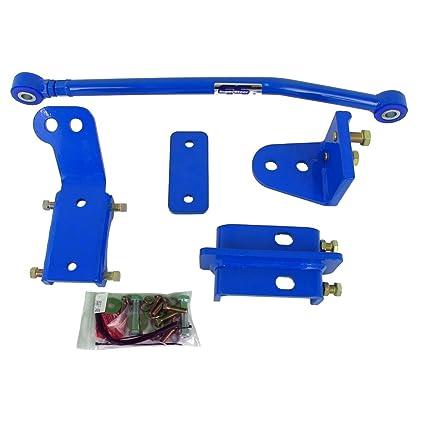 SuperSteer Ford F53 Rear Trac Bar 16-19 5K GVWR SS400