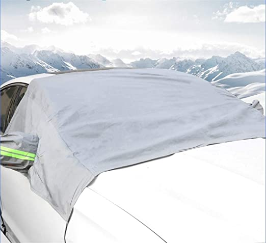 Car Windshield Protector Windscreen Auto Cover Frost Snow Ice Shield Front Back