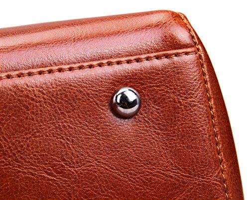 Purse Sale New Handle Fashion Tote Vintage On Top Handbag Women��s Clearance Shoulder Heshe Big Crossbody Sbrown08 Bag w1WCqZH