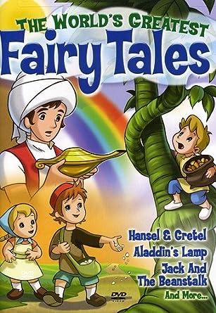 Amazon com: The World's Greatest Fairy Tales: Various: Movies & TV