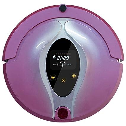 MIAO@LONG Robot Aspirador Casa Limpiador Autocargador & Sensor De Caída Para Pelo De Mascota