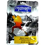 Backpacker's Pantry Freeze-Dried Cooked Beef, 1 Ounce