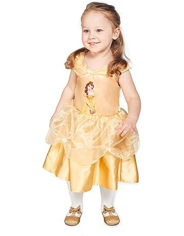 fb8b5e4f4 Official Disney Baby Belle Princess Fairytale Dresses Fancy Dress Childrens  Costumes