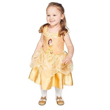 Dress Up Belle disfraz de bebé, 3 - 6 meses: Amazon.es: Bebé