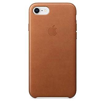 bead9c5d9a Amazon | Apple iPhone 8 / 7レザーケース - サドルブラウン | 家電 ...