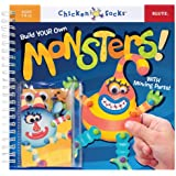 Build Your Own Monsters! (Chicken Socks)
