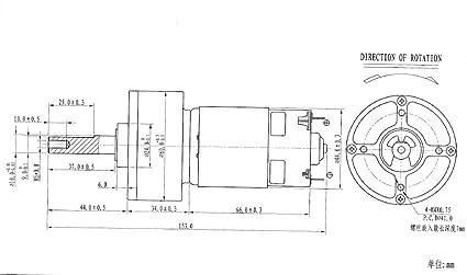9fa04940973 NUEVO Super Generador Eléctrico de Corriente eolico Agua dinamo Alternador  de 12 V a 48 V dc  Amazon.es  Jardín