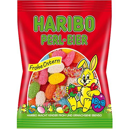 Haribo Perl-Eier - Easter Basket Stuffer - Gummies from GERMANY - 200g