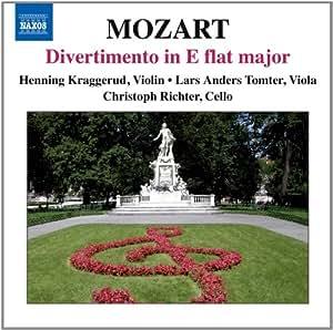 Divertimento for String Trio in E Flat
