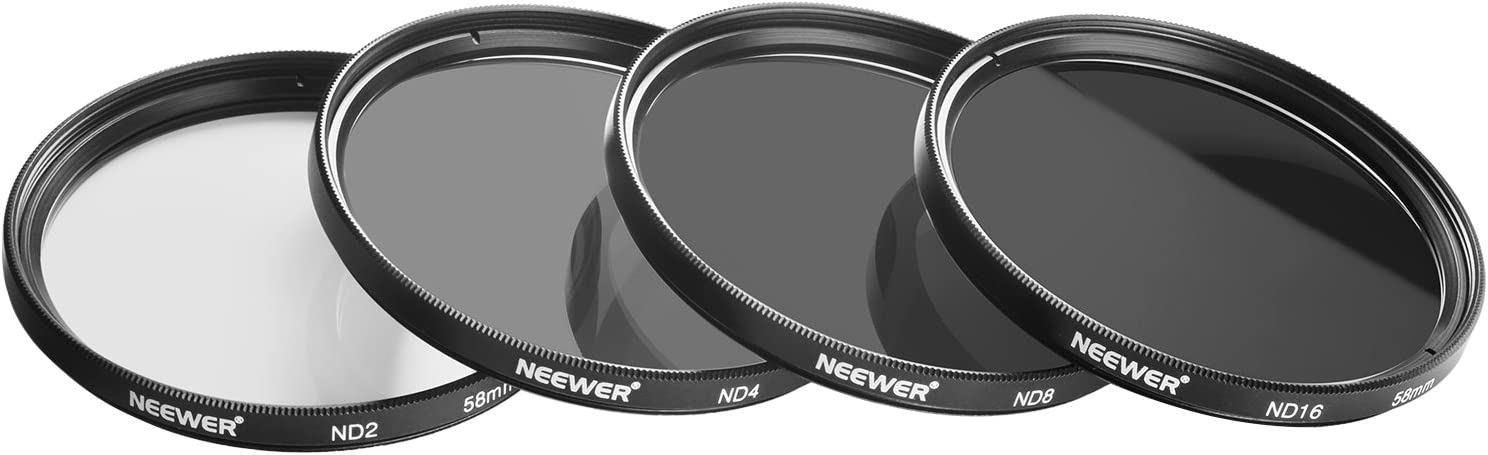 ND8 ND Neutral Density Motion Blur Shutter Speed Filter for Nikon AF Nikkor 85mm f//1.8D Lens