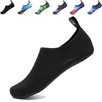 Amazon.com: meisus zapatos de agua Barefoot Aqua calcetines ...