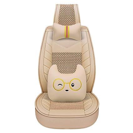 Amazon.es: Cojín de asiento de coche, diseño de moda Tamaño ...