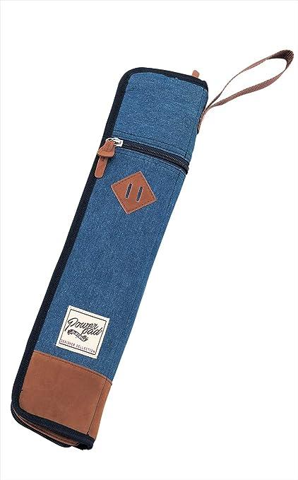 TSB12DBL Stocktasche Tama Powerpad Stickbag Blue Denim Tasche Stickbag