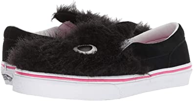 Vans Slip On Friend Party Fur Black