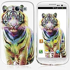 Galaxy S3 case - Skinkin - Original Design : Tiger by Julien Kaltnecker