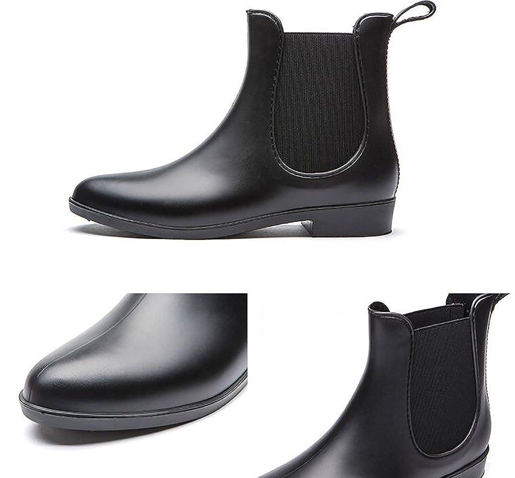 Wasserdichte Stiefel, Regenstiefel, Lässige Regenstiefel, Rutschfeste Regenstiefel, Mode Regenstiefel, Stiefel, Wasserdichte Gummischuhe im Freien Anti-Rutsch-Regenstiefel d5f07f