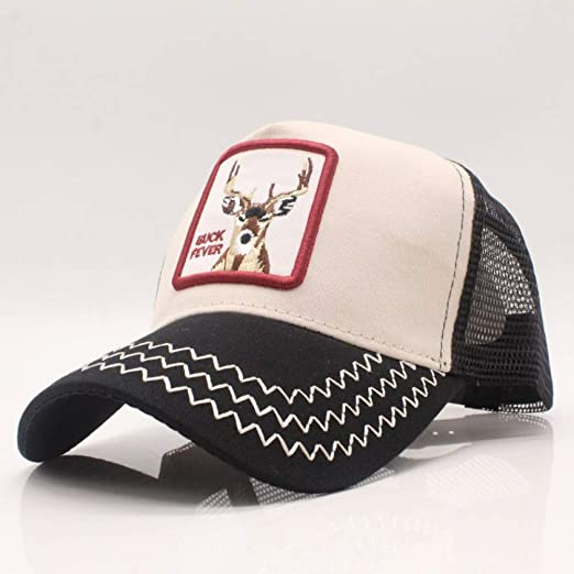 Gorra de béisbol Moda Bordado Gorras de béisbol de los hombres de ...