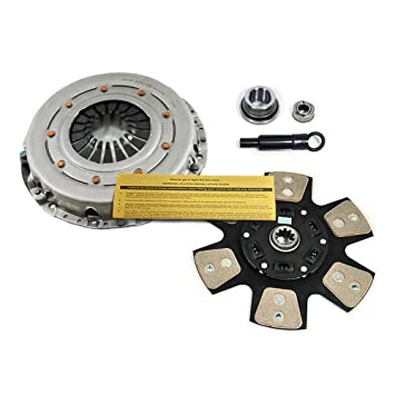 "Valeo King Cobra etapa 3 disco 10,5 ""Kit de embrague 86 –"