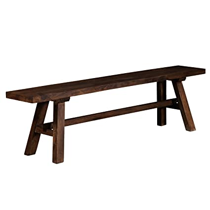 Elmwood Park Reclaimed Wood Dining Bench