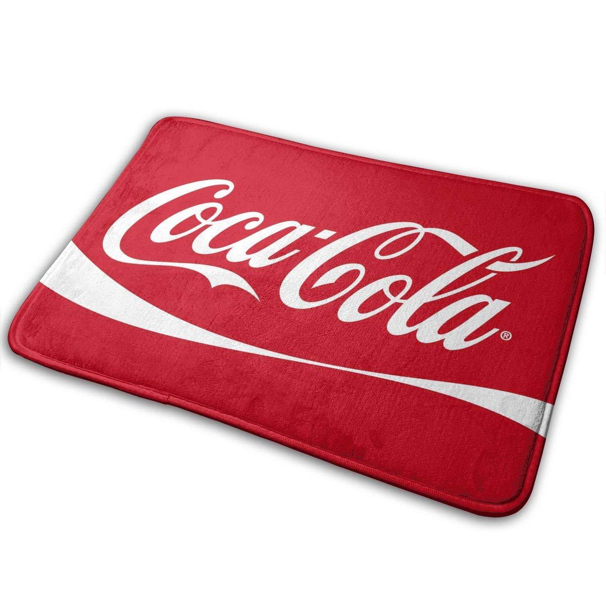 Coca Cola Logo Non-Slip Mats (15.7