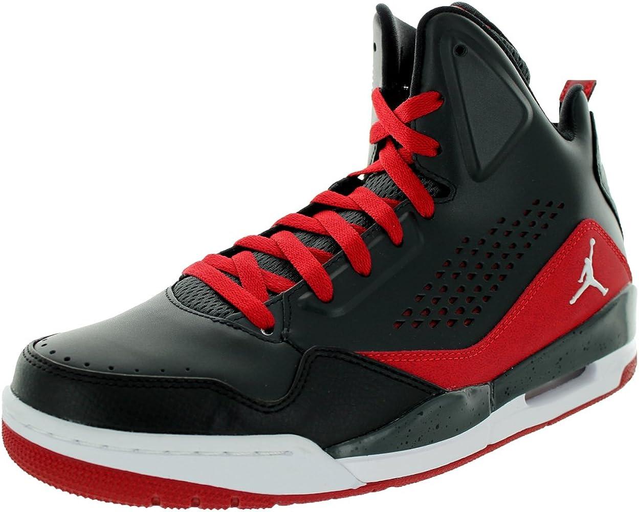 Zapatillas de baloncesto Nike SC-3 antracita / blanco / negro ...
