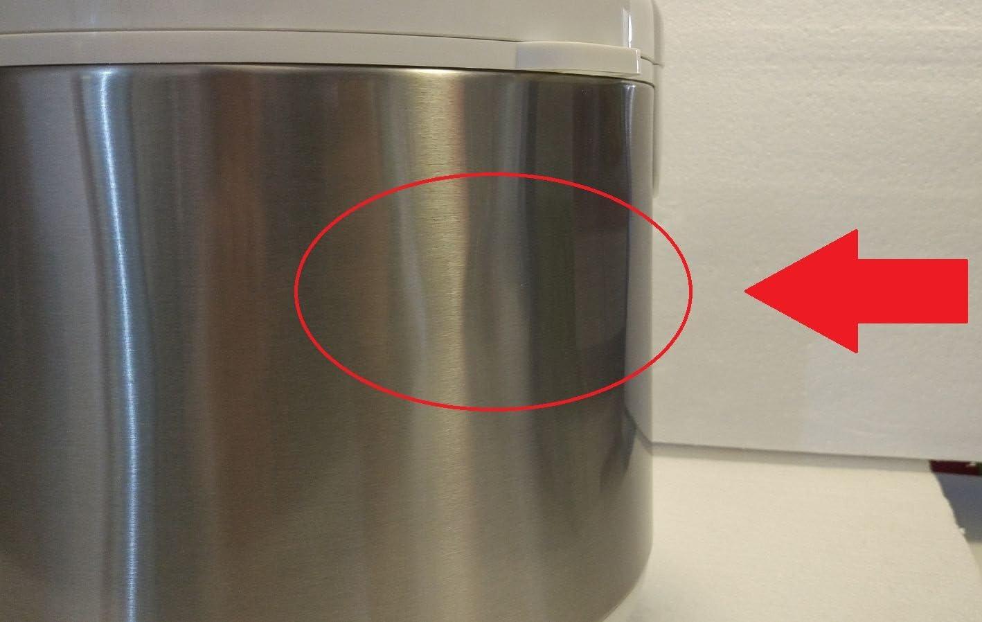 Top SHOP masterful Robot de cocina 5 l 700 W 8 Menu preconfigurati + Cookbook Ref. 73: Amazon.es: Hogar