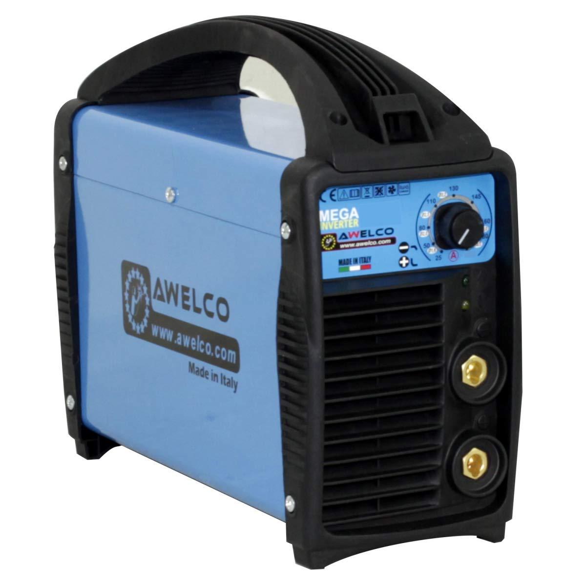 Pack Estación de soldadura 180 A Inverter + pasamontañas 9/13 LCD + ...