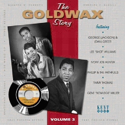 Free The Goldwax Story, Volume 3