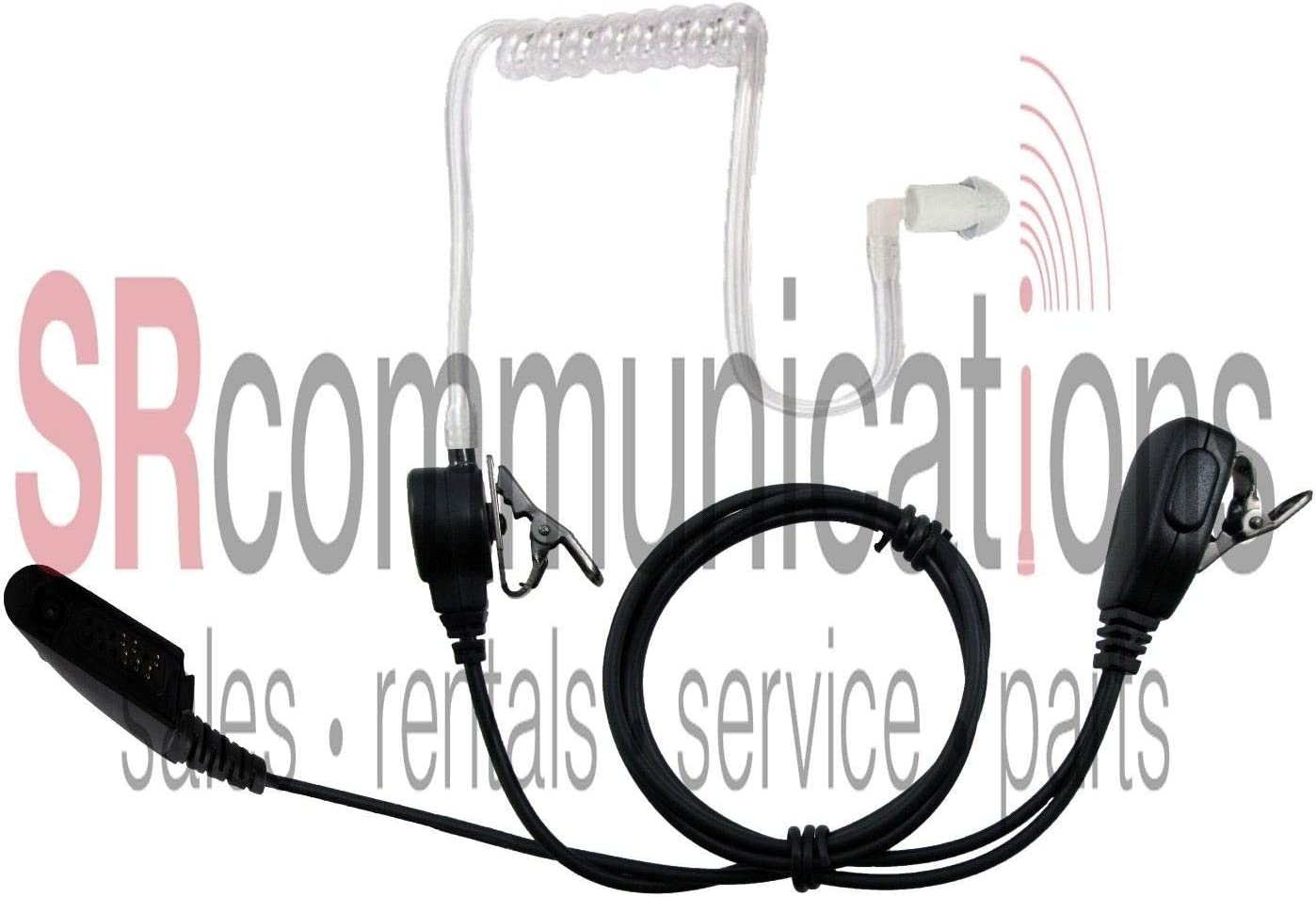 Speaker Mic /& Earpiece for Motorola HT750 HT1250 HT1250LS MTX850 MTX950 MTX8250