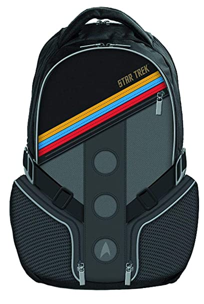 f1aa2b8935d2 Star Trek Retro Tech Backpack (Crowded Coop)