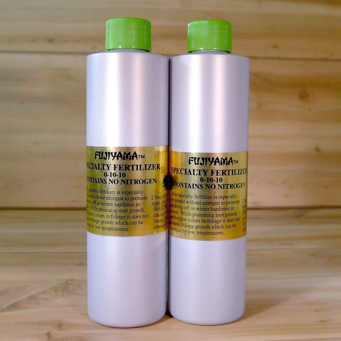 Bonsai Tree Fertilizer: ( 0 -10 -10 ) Concentrate - 80oz Total liquid Solution