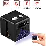 Nanny Cam, ONIPU 1080P HD Mini Camera Spy Camera Hidden Camera with Motion Detection for