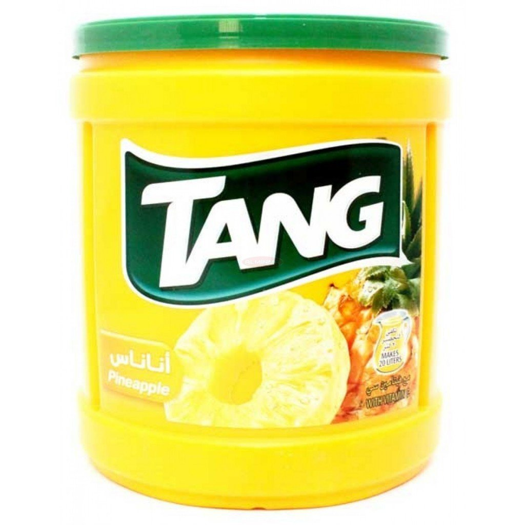 Tang 1 Pineapple Drink, 2.5 Kg by Tang