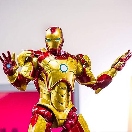 Toy Statues Personaje Animado De Vengadores Iron Man 3 ...