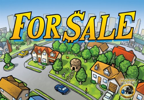 (For Sale Card Game)