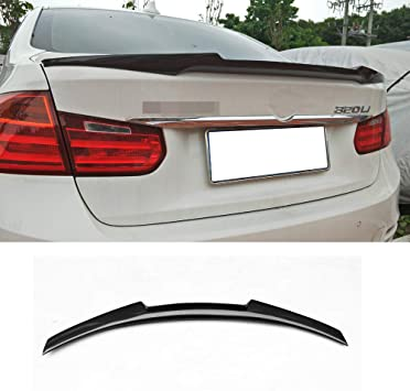 For 12 BMW 3 Ser F30 /& F80 M3 Carbon Fiber Rear Spoiler Trunk Wing Backspoiler