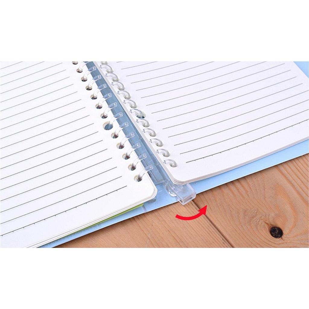 Liu Yu·Bürofläche, Yu·Bürofläche, Yu·Bürofläche, Büro Schreibwaren blau A5 Notebook Mode Notebook 4 Stück Set 132aac