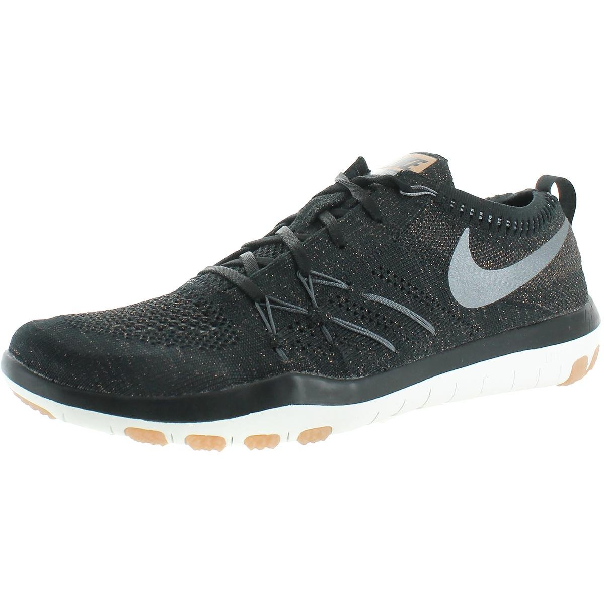 best sneakers 7634c 3532a Amazon.com   NIKE Womens Free Focus Flyknit Mesh Breathable Trainers Black  11 Medium (B, M)   Road Running