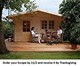 Allwood Lillevilla Escape Cabin
