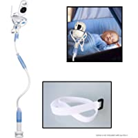 FlexxiCam Universal Baby Camera Mount, Infant Video Monitor Shelf and Holder
