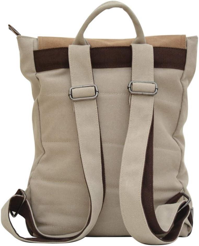 HENGTONGTONGXUN Cute Laptop Backpack for Kids Canvas Backpack Girls Daypack School Bag Multifunction