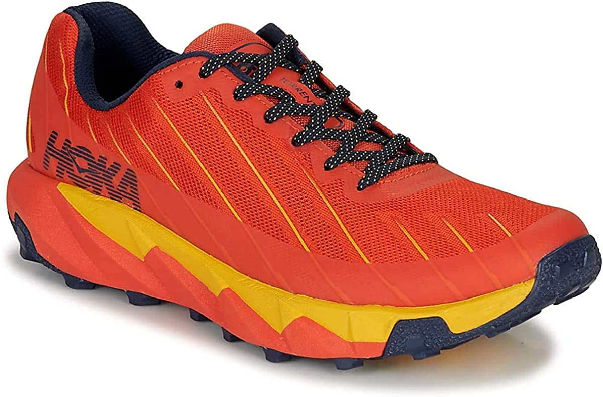 HOKA ONE One Torrent 1 Deportivas Hommes Naranja/Oro Running/Trail: Amazon.es: Zapatos y complementos