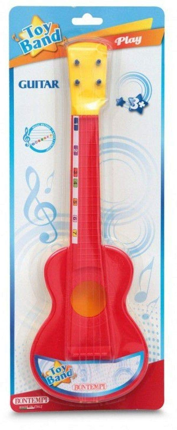 Bontempi - Guitarra Española 40 Cm. GS 4042/N: Amazon.es: Juguetes ...