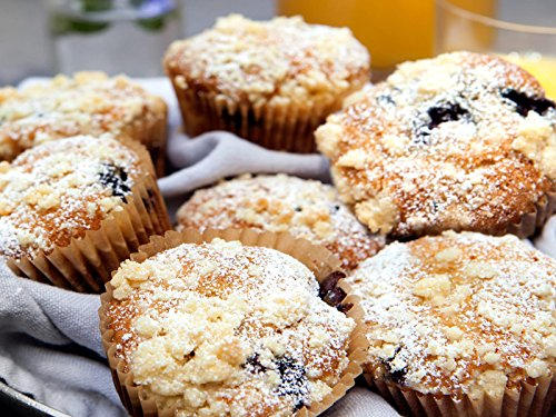 (Blueberry Muffins)