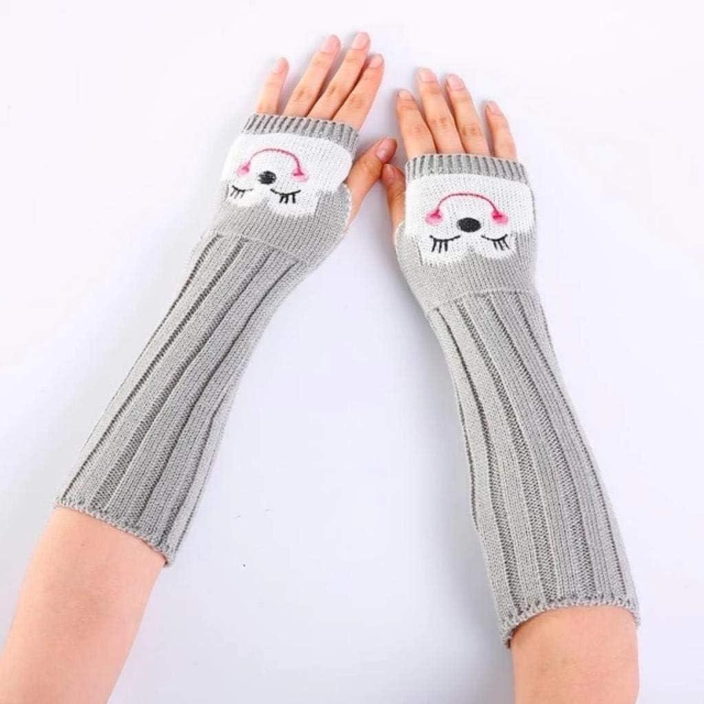Women Winter Wrist Arm Long...
