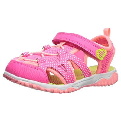 VIDA SHOES INTERNATIONAL Kids' Carter's Zyntec Boy's and Girl's Athletic Sport Sandal